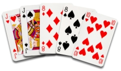 Les mains au poker - MrPari.com